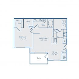Bell Apex A1D Floor Plan