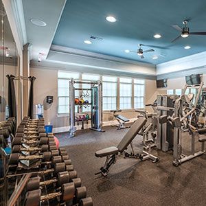 Bell Apex Fitness Center